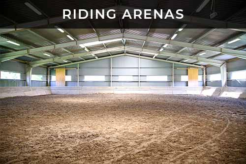 riding arenas