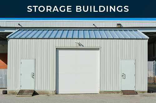 storage buildings